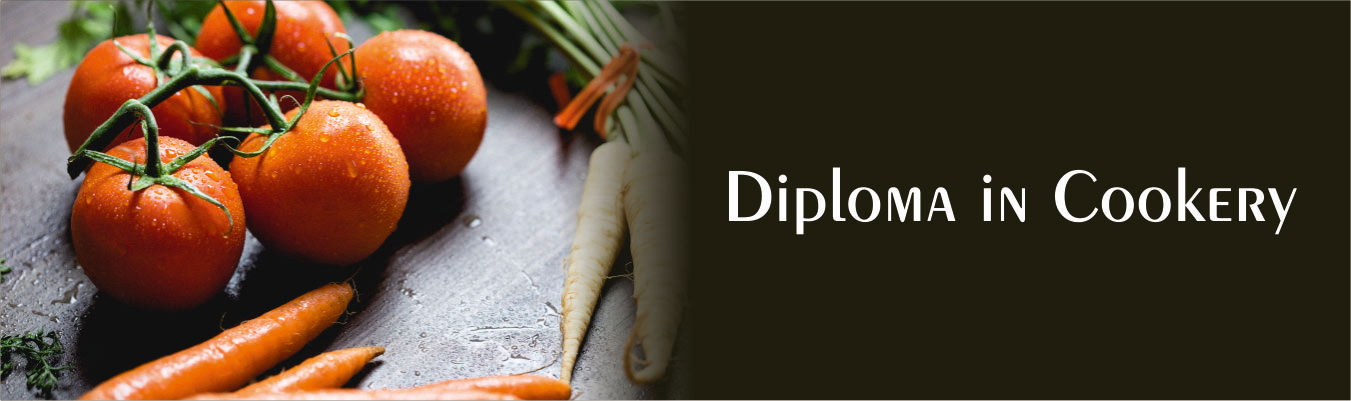 Diploma in Cookery couses