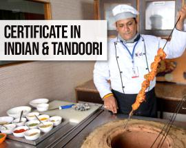 Indian & Tandoori Course