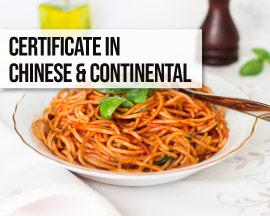Chinese & Continental Course