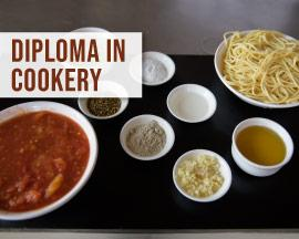 Diploma in Cookery