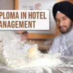 Diploma in Hotel Management