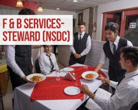 food and beverages services courses
