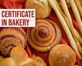 certificate in bakery courses
