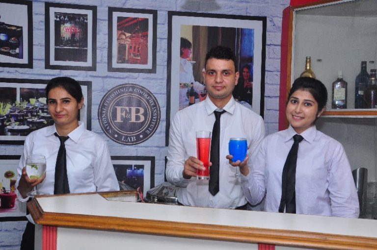 diploma food and beverage service course