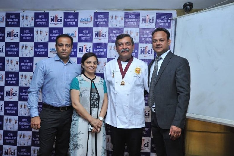 Master Chef with NFCI Directors