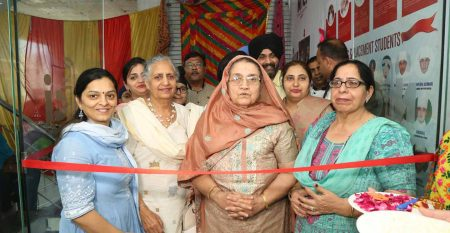 Ribbon Cutting Patiala Campus