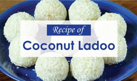 Recipe of Coconut Ladoo