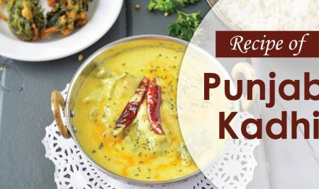 "Recipe of ""Traditional Punjabi Kadhi"""