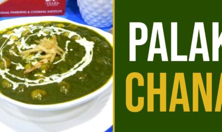 Recipe of Palak Chana