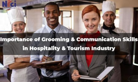 Importance of Grooming & Communication Skills in Hospitality & Tourism Industry