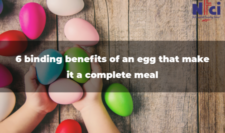 6 Binding benefits of an egg that make it a complete meal – NFCI