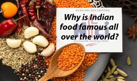 Why is Indian food famous all over the world?