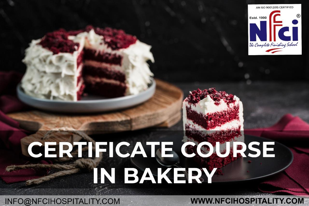 bakery certification course