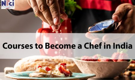 Courses to become Chef in India