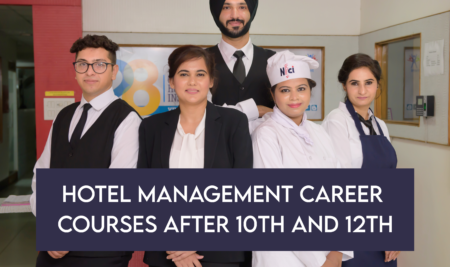 Hotel Management Career Courses After 10th or 12th