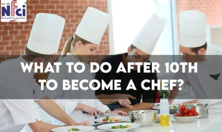 What to do after 10th to become a chef?