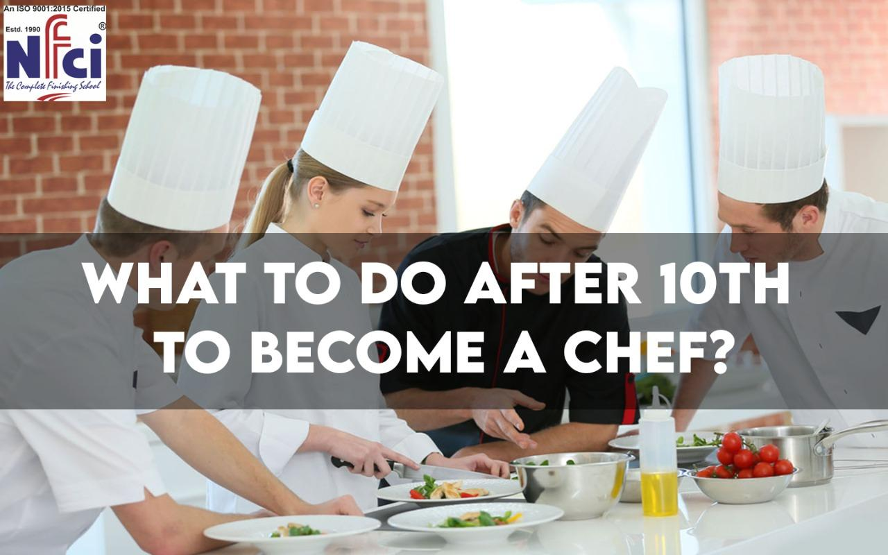 culinary courses after 10th
