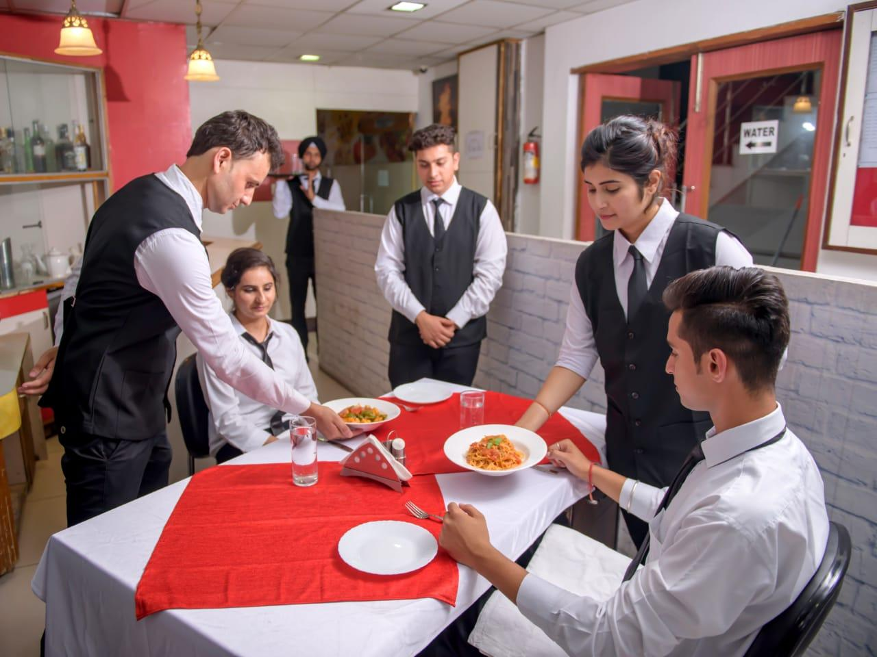 Diploma in F&B Services