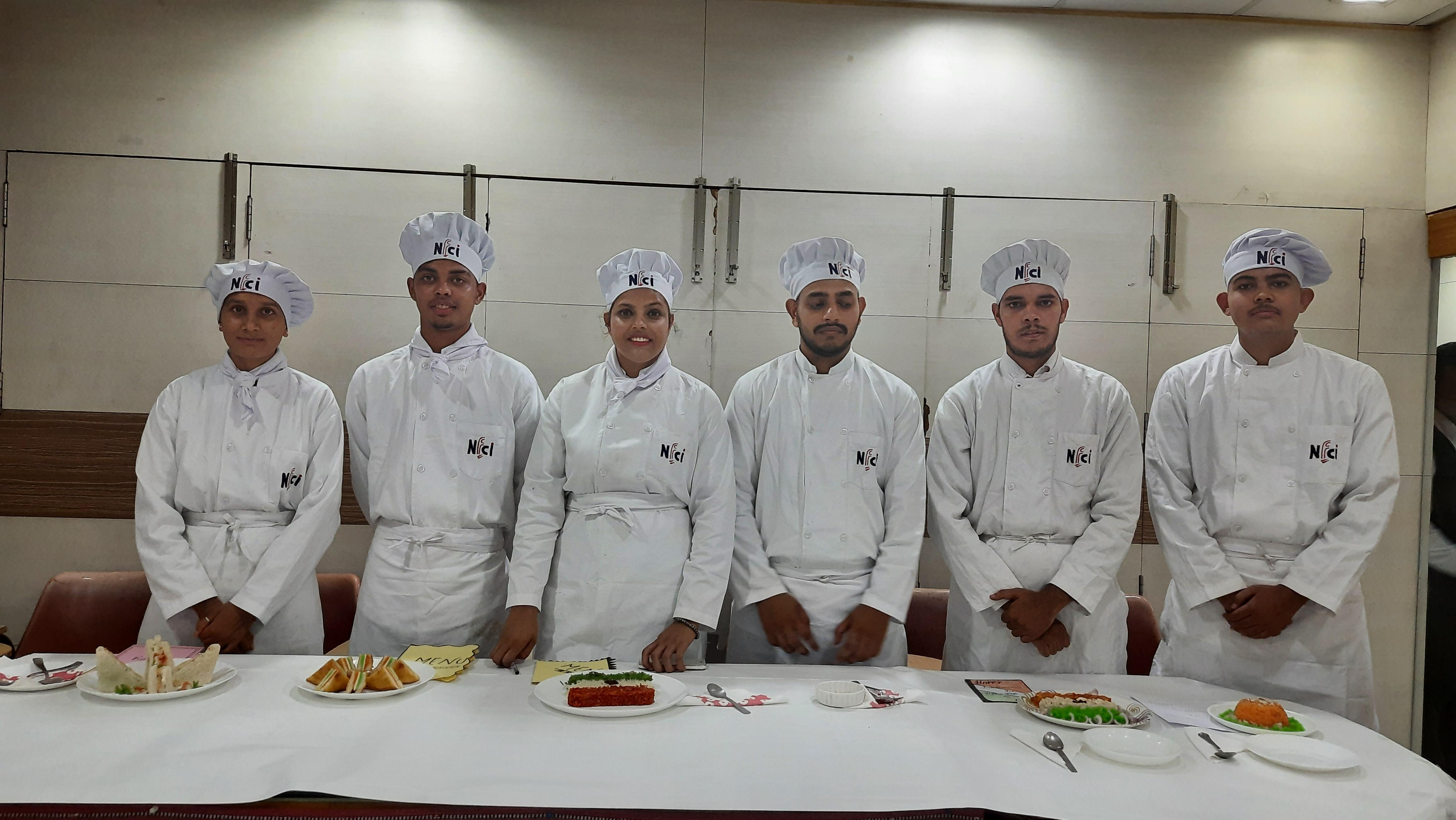 independence celebration in institute