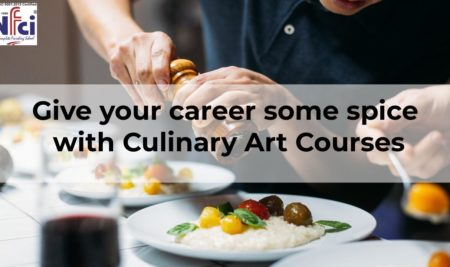 Culinary Arts at NFCI can give your career some spice