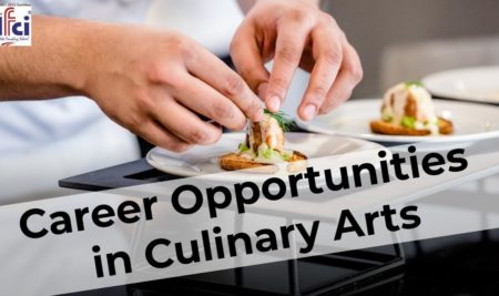 Career choices in culinary arts