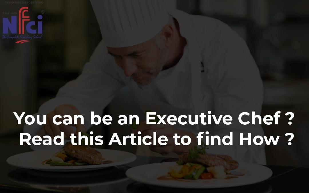 how to become executive chef