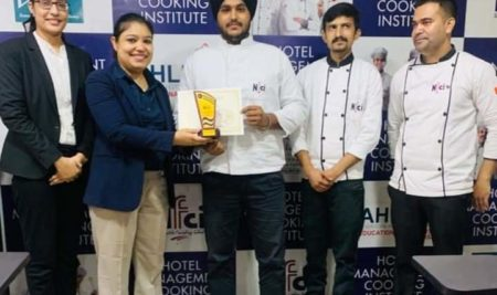 """Press Note – """"Student of the Month"""" – Ludhiana Campus"""