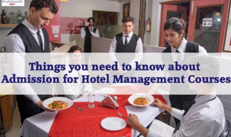 What is the Admission Criteria for Hotel Management Courses?