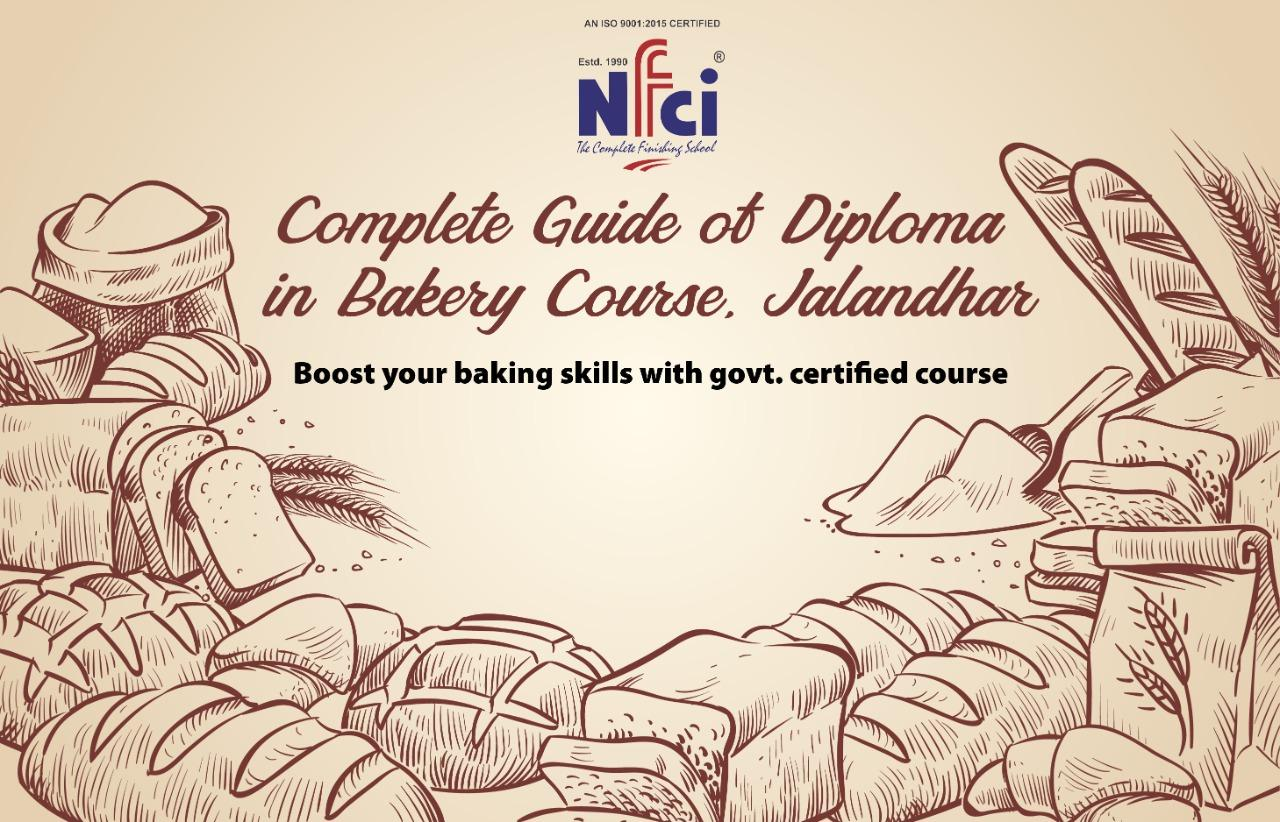 Diploma in Bakery Course in Jalandhar